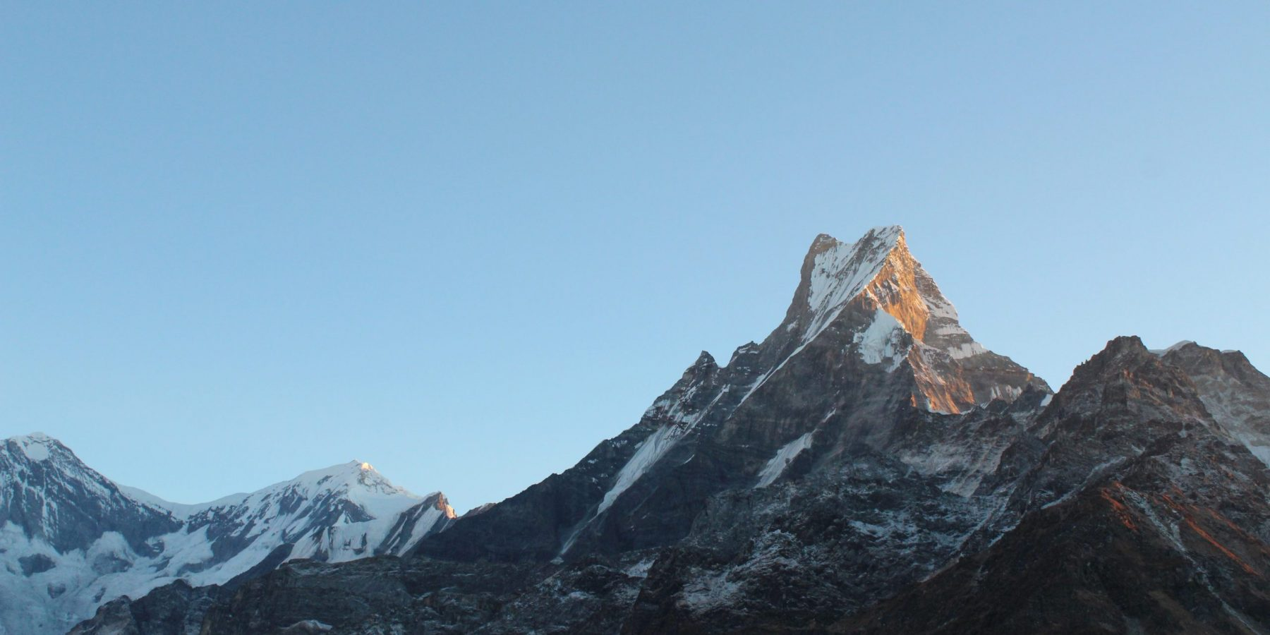 Mardi himal 5 days trek
