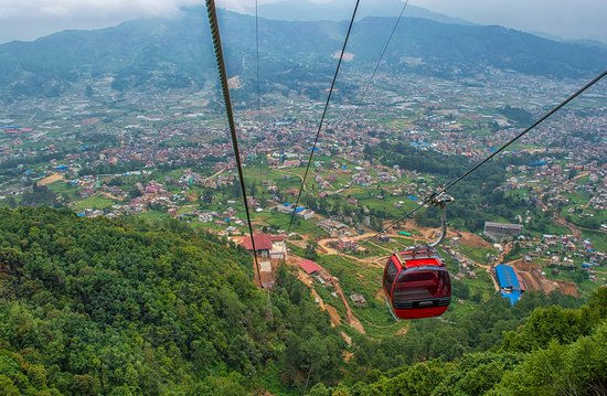 Chandragiri Hill Tours
