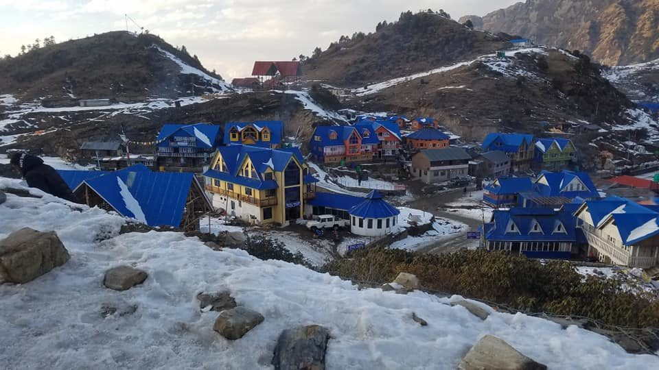 Kuri Village Kalinchowk Tour Package