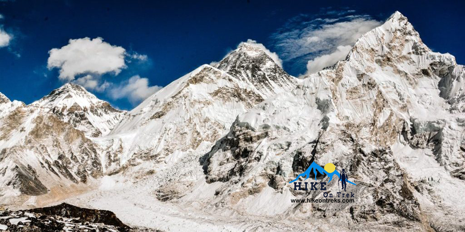 Awesome View of Everest | Everest Base Camp Heli Tour
