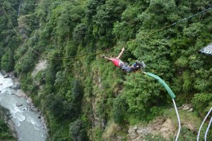 the last resort, Bhotekoshi bungy jumping in Nepal
