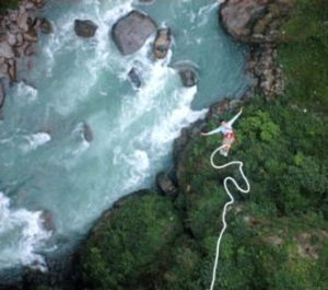 the last resort, Bhotekoshi bungy jumping, hike on treks, bungee jumping in Nepal