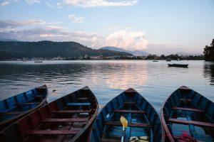 Hike on Travels Pokhara Phewa Lake