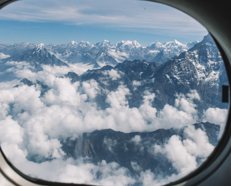 Mountain Flight Experience in Nepal