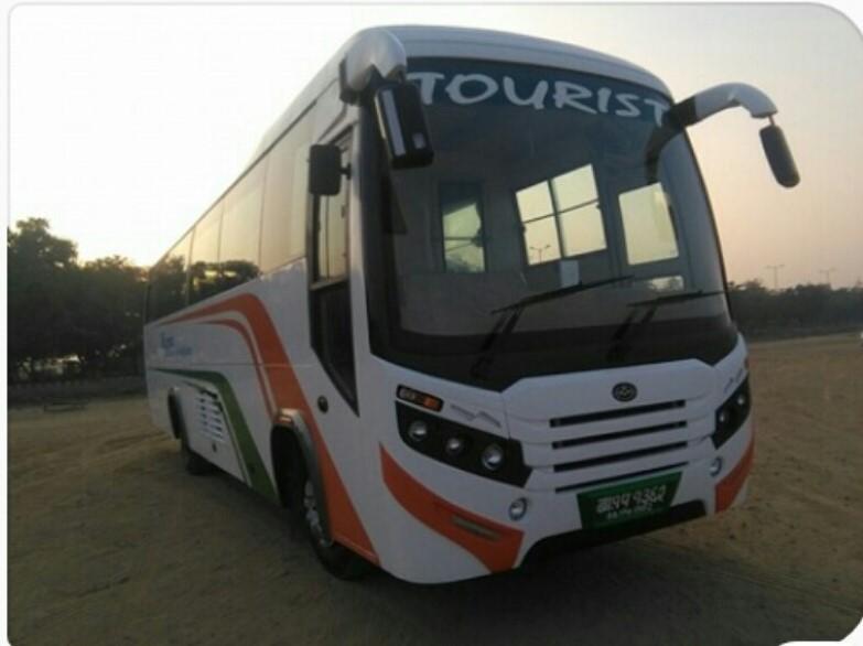Nepal to India overland- Kathmandu to Delhi bus service