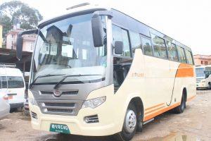 Sultej Bus on rent or reservation