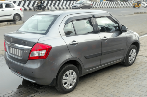 swift dzire Car on rental or reservation
