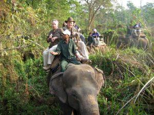 Chitwan sauraha tour