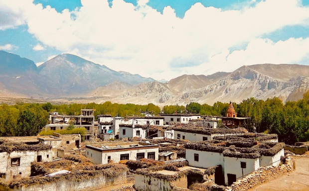Mustang Tour Package for Nepali and Foreigners
