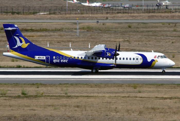 Charter Flight in Nepal