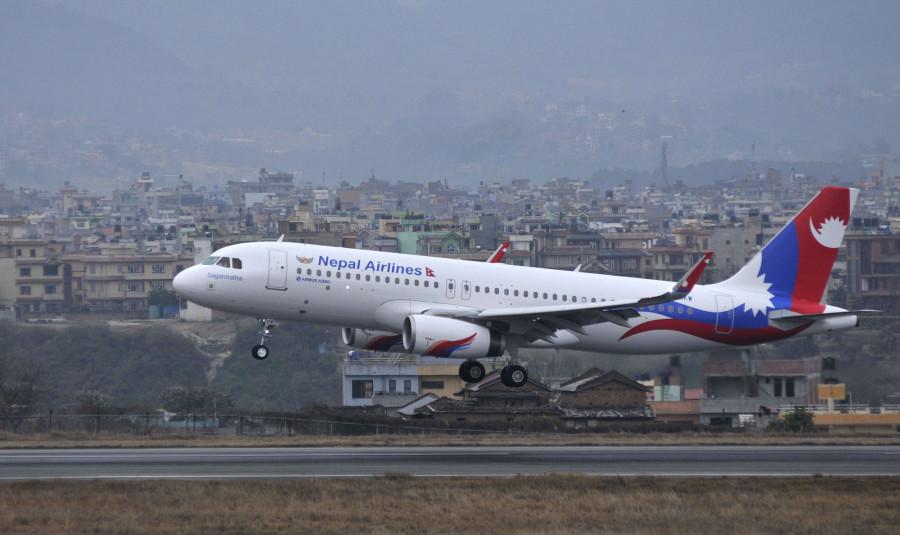 International Flights In Nepal 2021